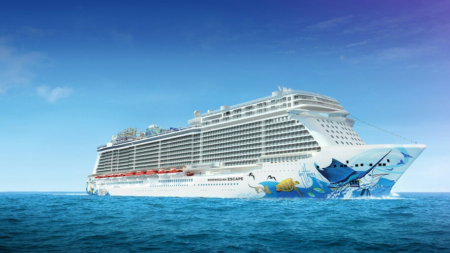 Escape Celebration Kampagne bei Norwegian Cruise Line